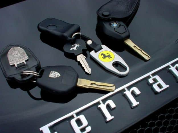 How to Distinguish Between All Your Keys