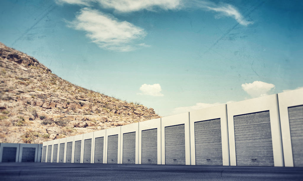 Storage Unit Lock Out